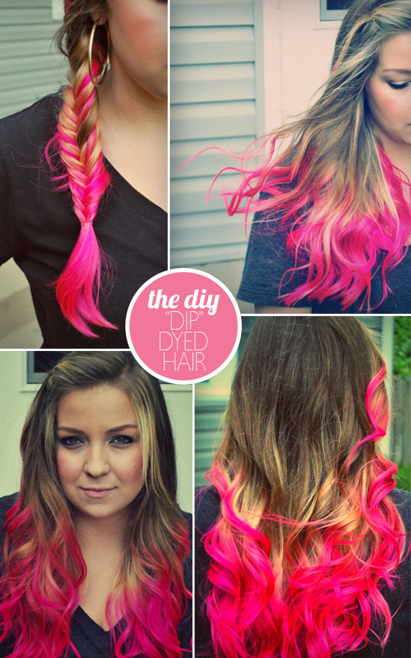 Diy hair you can ombre your hair two different colors r solutioingenieria Images