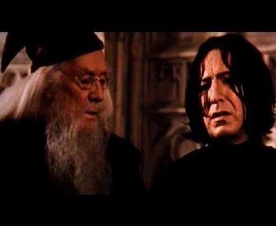 Dumbledore And Snape   www.pixshark.com - Images Galleries ... Dumbledore Vs Snape