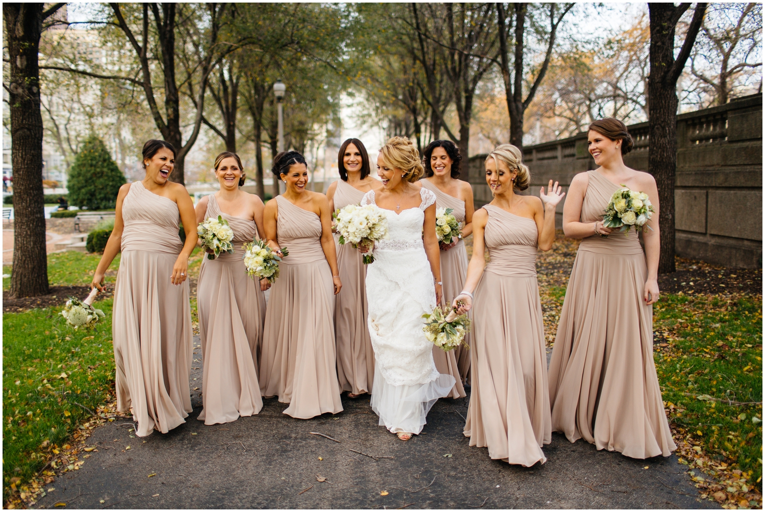 Wedding but there is nothing wrong with mixing up your options either with different color dresses or different styles of dresses ombrellifo Choice Image