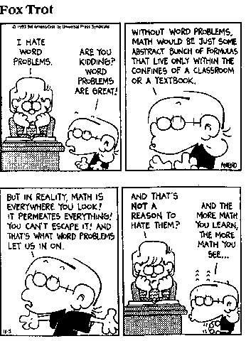 Math Comics